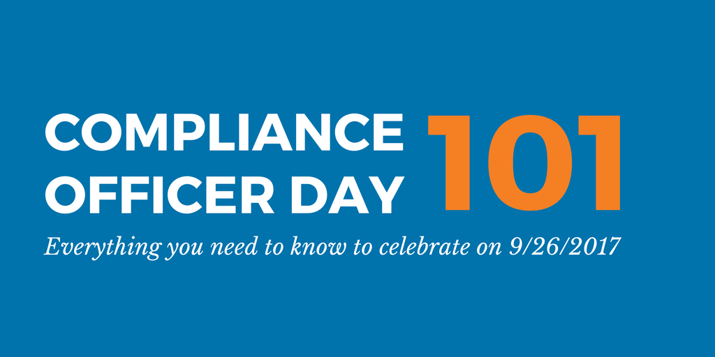 Everything You Need To Know About Compliance Officer Day