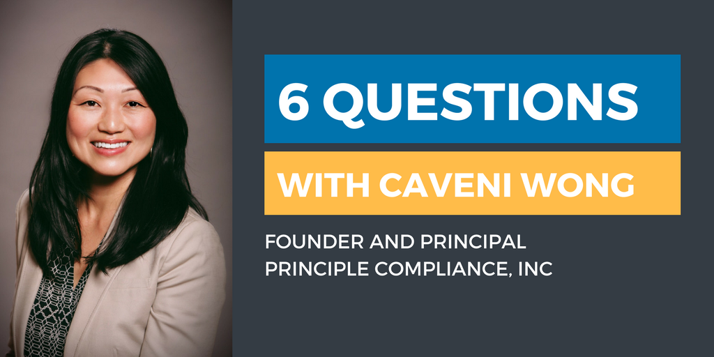 Six Questions with an Ethics & Compliance Officer: Caveni Wong